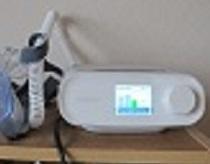 海外勤務になったため、CPAP治療器を購入しました。